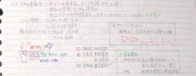 東大生ノート1